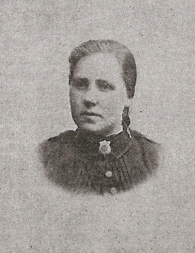 Magnhild Dulin-Olsen var en av Frelsesarmeens pioneroffiserer. Hun døde før hun ble 30 år gammel.