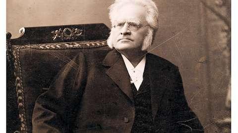 Bjørnstjerne Bjørnson (1832 - 1910) var en toneangivende forfatter og samfunnsdebattant i det 19. århundre.