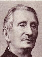 Brigadér Hjalmar Hansen (1873 - 1952) skrev flere hundre sangtekster.