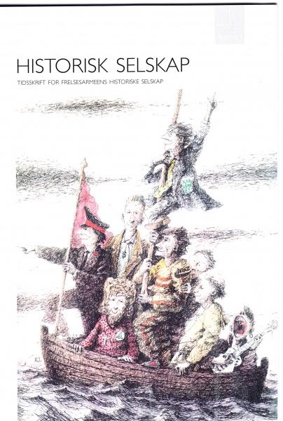 Selskapets tidsskrift i 2012
