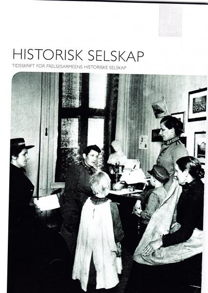 Selskapets tidsskrift for 2013