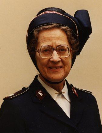 Kommandør Anna Hannevik
