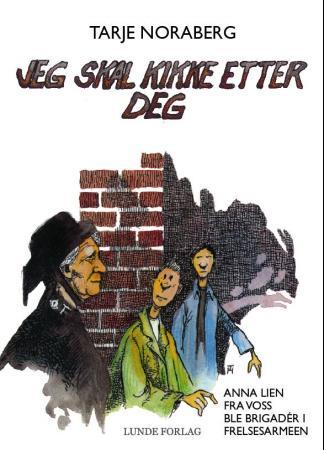 Boka om Anna Lien kom ut i 1996.